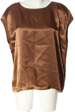 someday ärmellose Bluse bronzefarben Business-Look