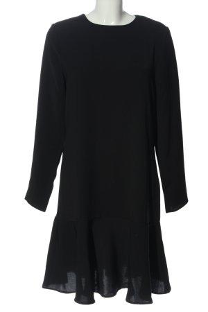someday Vestido babydoll negro elegante