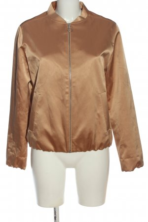 someday Chaqueta bomber color bronce look casual