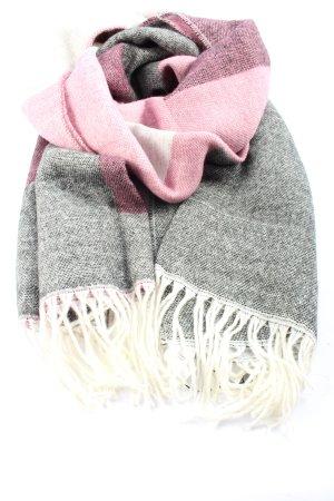 someday Sjaal met franjes veelkleurig casual uitstraling