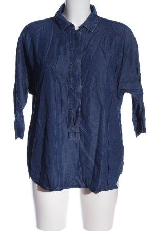 someday Hemd-Bluse blau Casual-Look