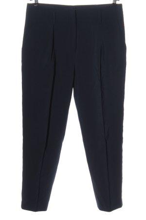 someday Pantalon taille haute bleu style décontracté