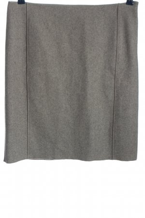someday Jupe taille haute gris clair style décontracté