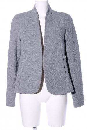 someday Jerseyblazer hellgrau meliert Casual-Look