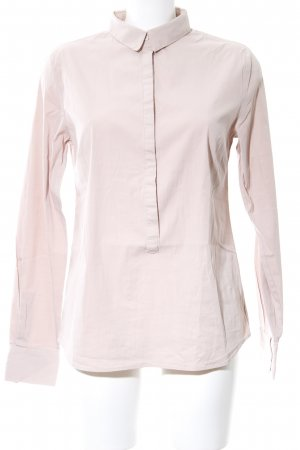 someday Langarm-Bluse pink Business-Look