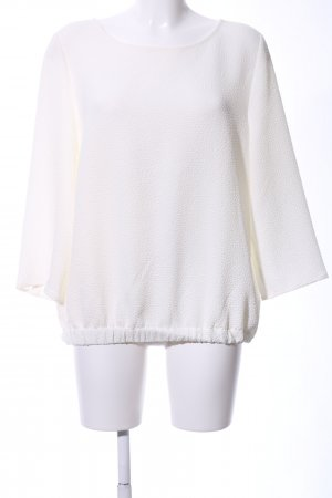 someday Langarm-Bluse creme Casual-Look