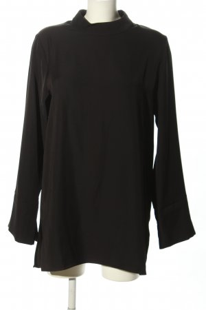 someday Camicetta lunga nero stile casual
