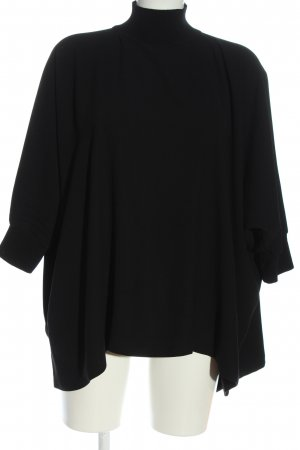 someday Oversized Bluse schwarz Casual-Look