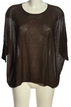someday Oversized Shirt braun Casual-Look