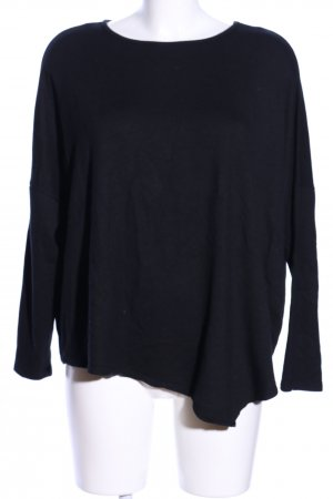 someday Oversized Shirt black casual look