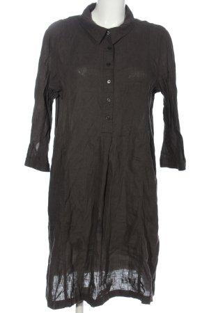 someday Shirtkleid braun Casual-Look