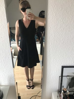 Someday Sommer Kleid in Schwarz