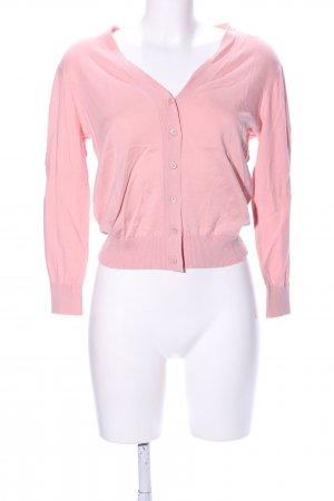 someday Strick Cardigan pink Casual-Look