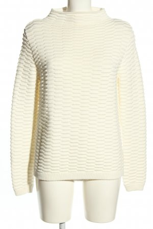 someday Strickpullover weiß Casual-Look