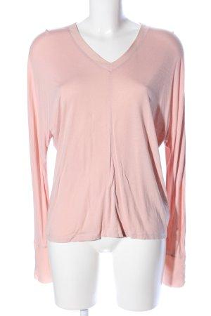 someday Sweatshirt roze casual uitstraling