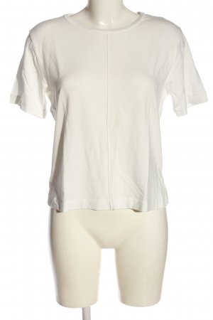 someday T-Shirt white casual look