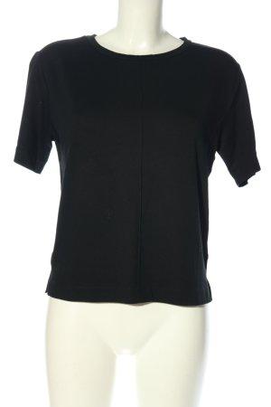 someday T-Shirt schwarz Casual-Look