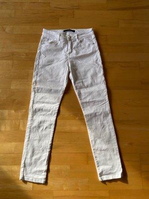 someday Pantalón elástico blanco