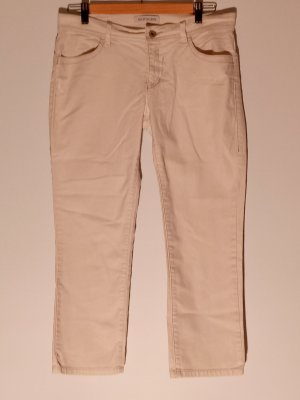 Sommer 3/4 Jeans in Beige