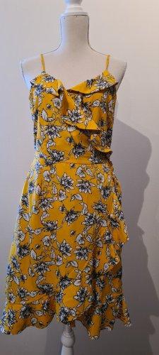 Vero Moda Flounce Dress multicolored polyester