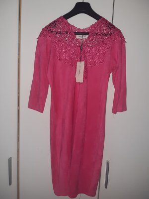 Voyelles Robe de soirée rose