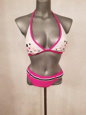 Sommer Bikini von ,Marke s.olver anzuge neu mit Etikett  Größe38 pinkfarbenes sexy,