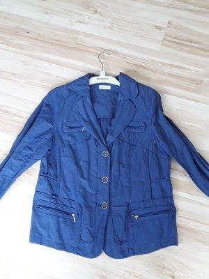 Bonita Unisex blazer blauw