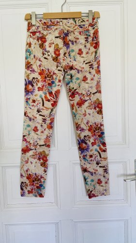 Sommer-Blumen-Hose