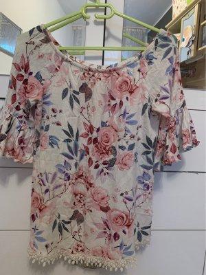 C&A Kołnierzyk koszulowy jasny różowy