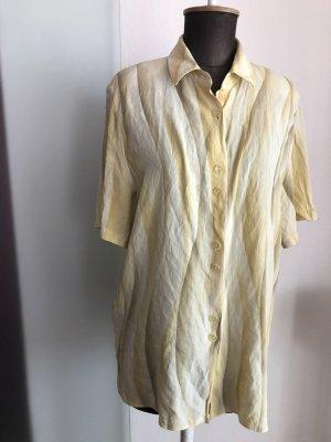 Sommer Bluse Hemd Gr 42 L