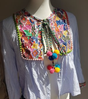 SOMMER BLUSE Hippie Style