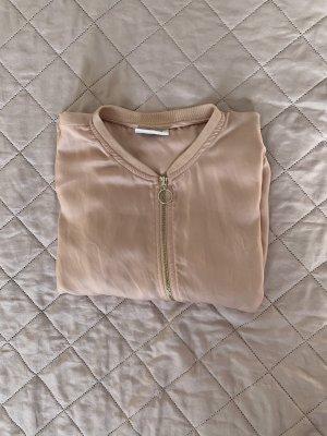 Gina Blouse Jacket rose-gold-coloured
