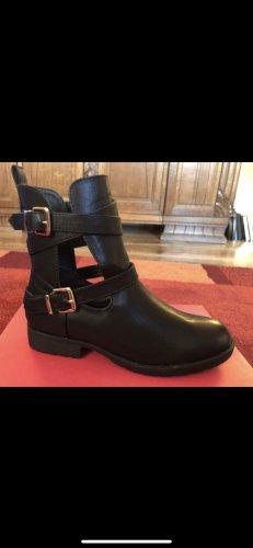 Chukka boot noir
