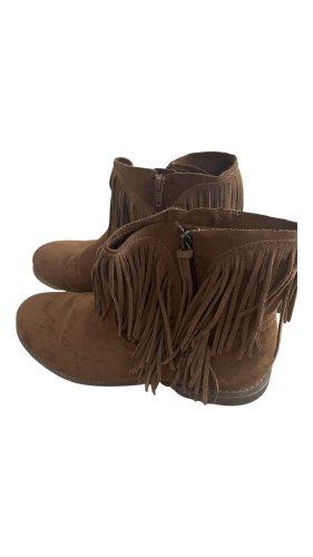 Botas del desierto marrón