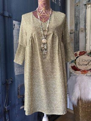 Sommer Breeze Kleid mit Animal Print