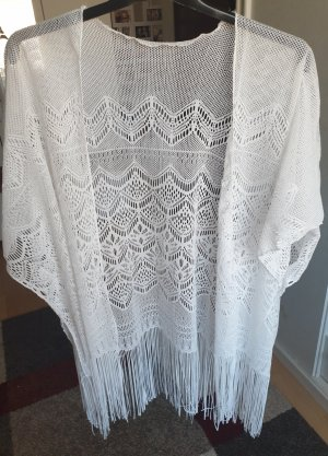 Sommer Cape/Poncho aus Spitze