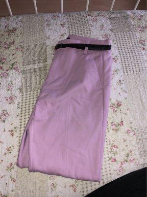 Bershka Capribroek lichtroze-roze