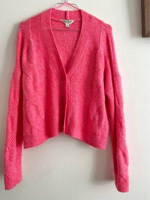 Miss Selfridge Cardigan tricotés rose fluo-rose