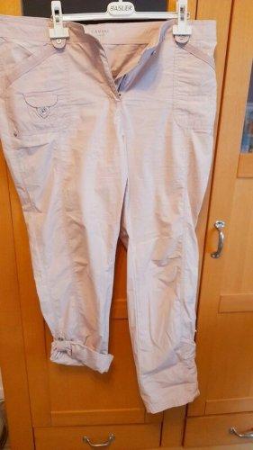 C&A Clockhouse Pantalon cargo vieux rose coton