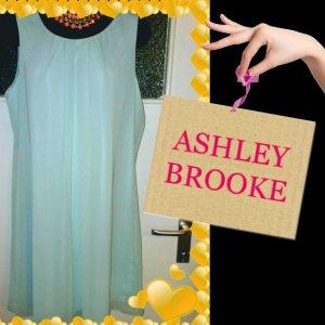 Ashley Brooke Robe d'été multicolore tissu mixte