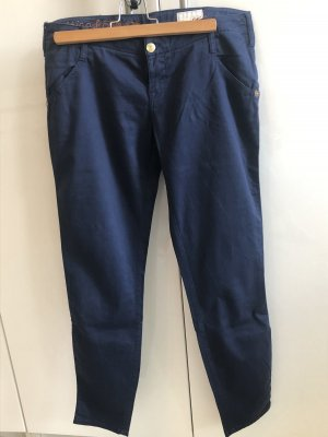 Pantalon chinos bleu