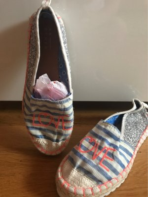 Another A Espadrille multicolore