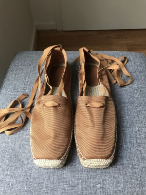 & other stories Moccasins brown-cognac-coloured