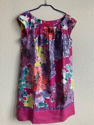 Sommer-Glitzer-Kleid