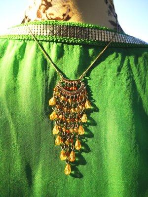 Sommer Halskette Ethnic Yoga Festival
