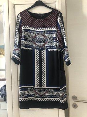 Manguun Summer Dress black-blue