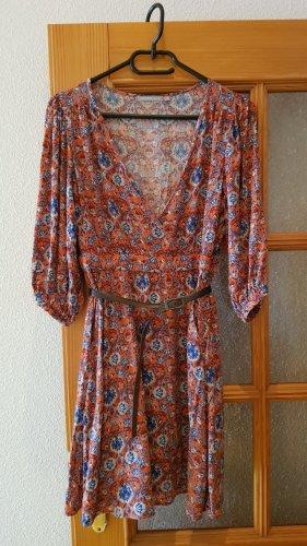 Robe Hippie multicolore viscose