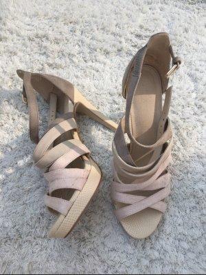 Sommer Hohe Sandalen