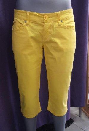 fressoul Spodnie Capri żółty