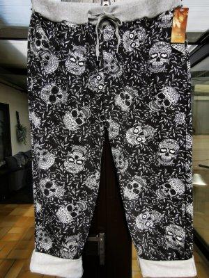 aus Italy Pantalone fitness nero